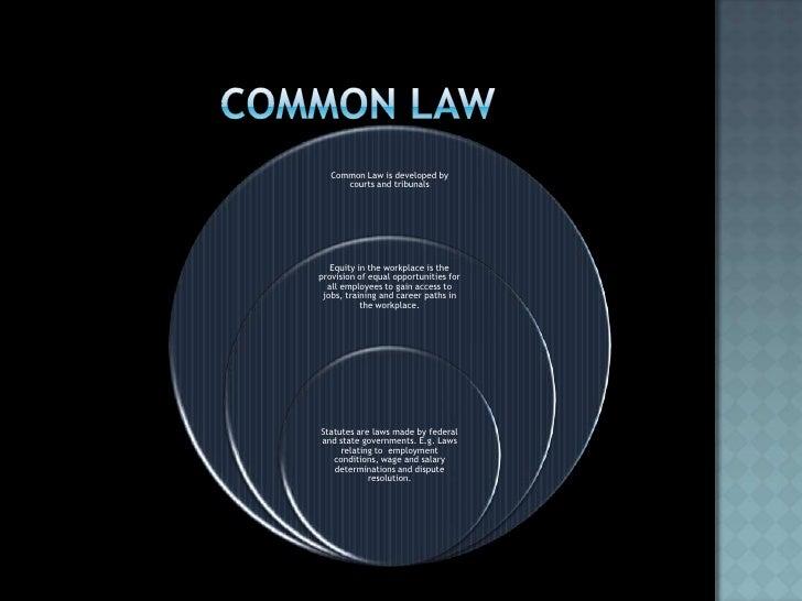 Legal Framework – Employement Act
