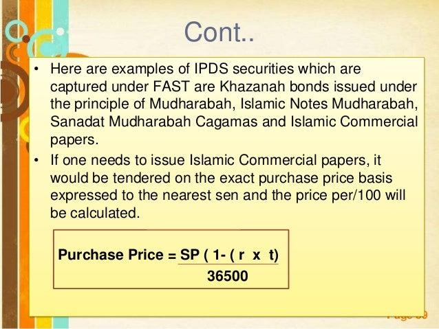 the islamic capital market essay