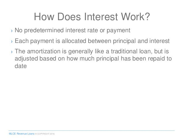 Interest Only Loans Vs Interest Principal