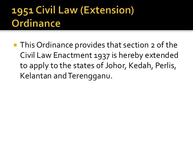 malaysian legal history Abstract islamic laws had existed and were well entrenched in the malay archipelagos since the coming of islam in the 13th centurya rock inscripted in jawi (the indigenous malay's version of the arabic writings) found at an adjacent village (kampung buluh at sungai teresat, terengganu), dated 1302 ad or 702 ah is proof to these facts.