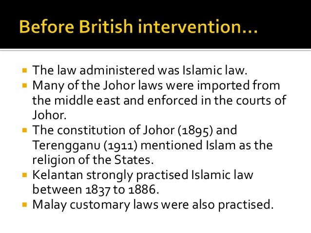 Constitutional history of Malaysia