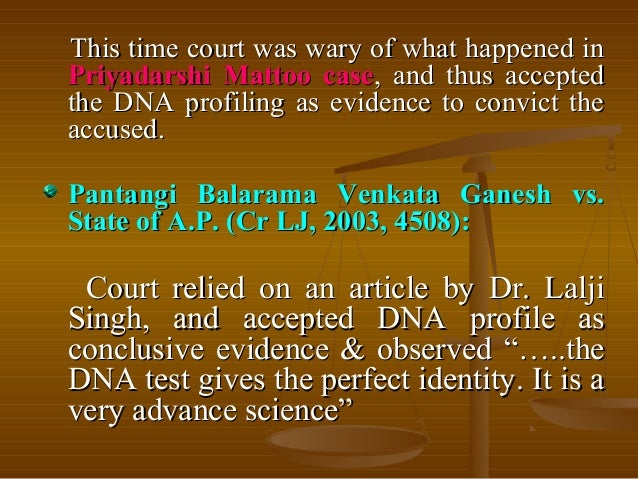 legal aspects of dna fingerprinting essay Policymakers are increasingly coming to grips with legal issues related to taking dna dna sample collection the dna fingerprint national institute of justice.