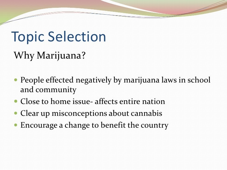 marijuana argumentative essay Persuasive essay livin' by the w marijuana is a drug that is always the counter argument to legalization of marijuana would be studies that show smoking.
