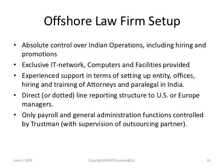how to outsource legal work to india