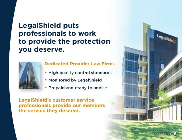 LegalShield Plan 2014