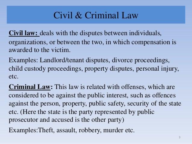 Legal procedure Slide 3