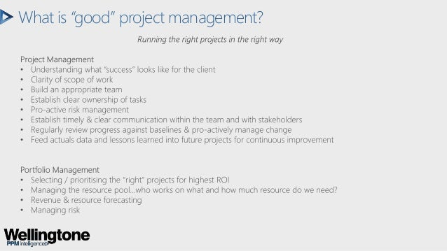 Legal Project Management Training (APM Accredited) Wellingtone