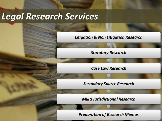 Legal Research, Inc.