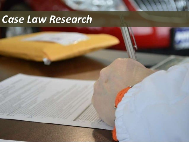RESULT-ORIENTED LEGAL RESEARCH SERVICES FOR LAWYERS & LAW FIRMS