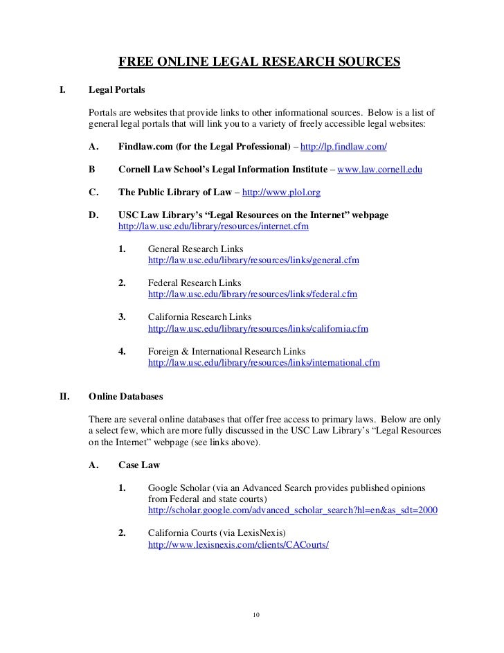 legal research Information on casemaker and other legal research tools for members of the  washington state bar association.