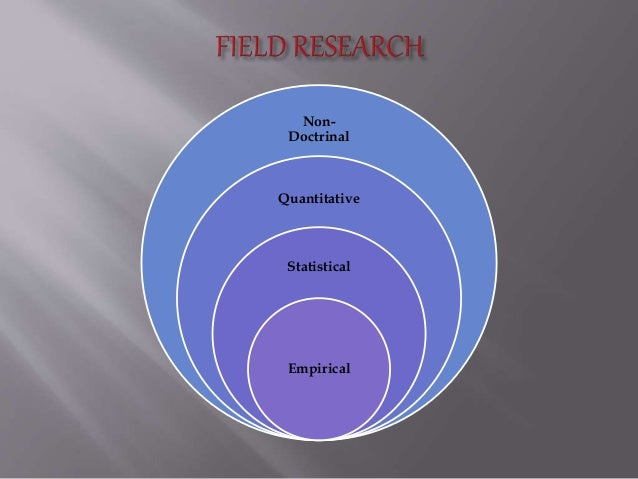 doctrinal research definition