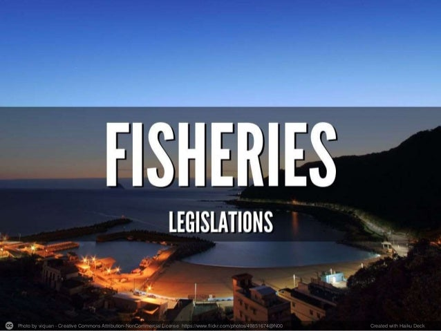 Legal resource  guide to the fisheries management act and aquaculture Slide 3