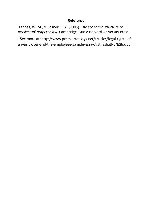 employee privacy rights thesis Find and download essays and research papers on employee privacy rights.