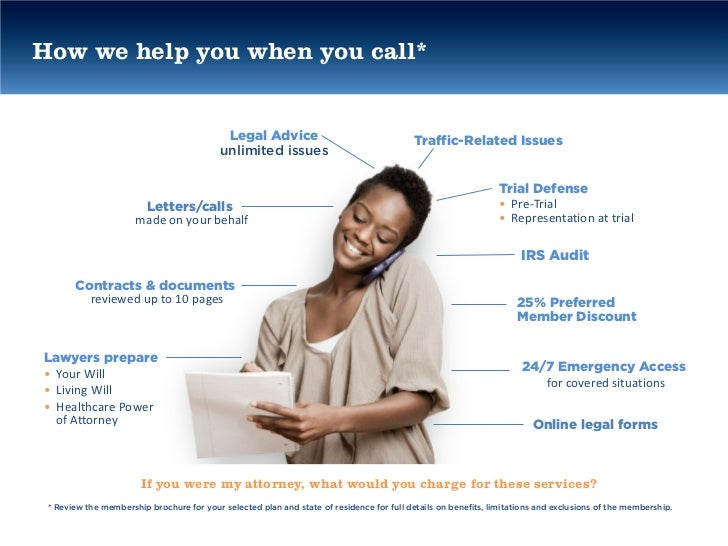 Legalshield Plan And Business Opportunity