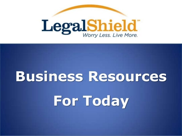 Business Resources    For Today