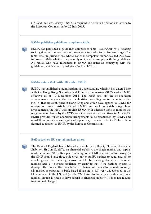 Access previous regulatory news alerts Deloitte regulatory ...