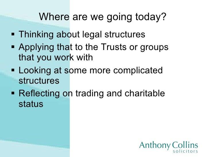 Legal Structures Slide 2
