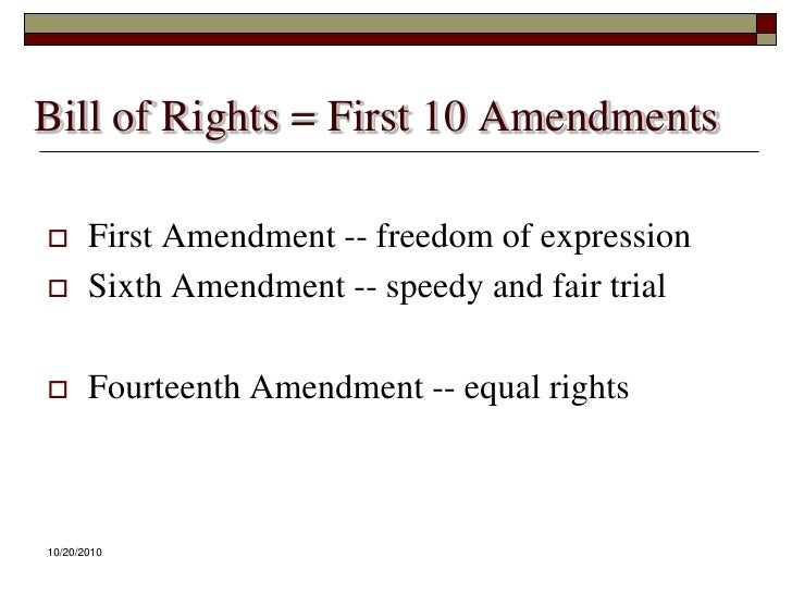 First Amendment FAQ