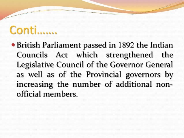 dual system of courts in british india 1834 1861 Constitution of india supreme court pitts india act of 1784 it was enacted to improve upon the provisions of regulating act of 1773 to bring about better discipline in the company's.