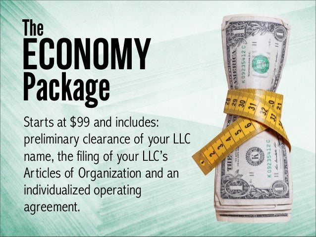 Legalzoom llc how to form an llc with legalzoom the economy package 26 platinumwayz
