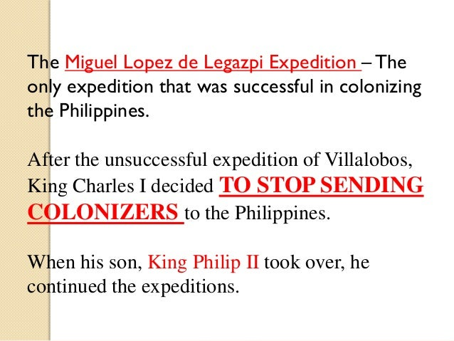 villalobos expedition Transcript of rediscovery of the philippines: saavedra's  the villalobos expedition ruy lopez de villalobos,  rediscovery of the philippines: saavedra's expedition.