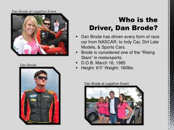 Leg Daddy Racing Sponsorship Proposal – Race Car Sponsorship Proposal Template
