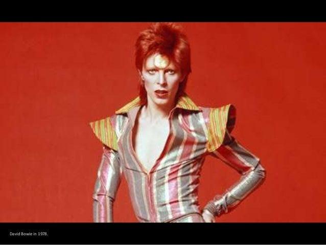 David Bowie en 1978.( Corbis)