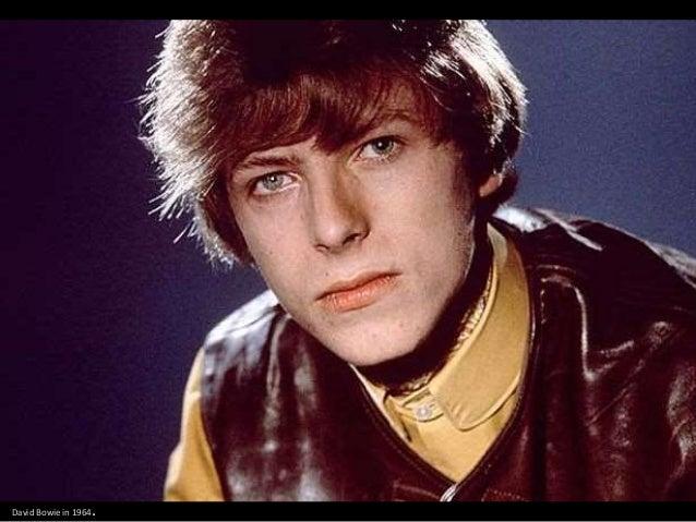 David Bowie as Davy Jones in 1965 Photograph: Redferns