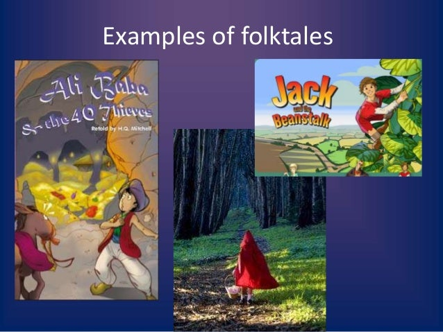 the example of a legendary folklore in the story once upon a mattress