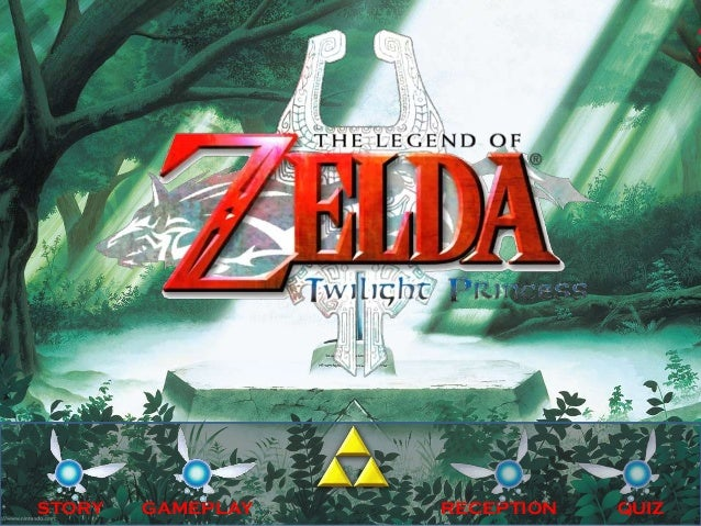 Legend of zelda ppt legend of zelda ppt gameplaystory reception quiz toneelgroepblik Choice Image