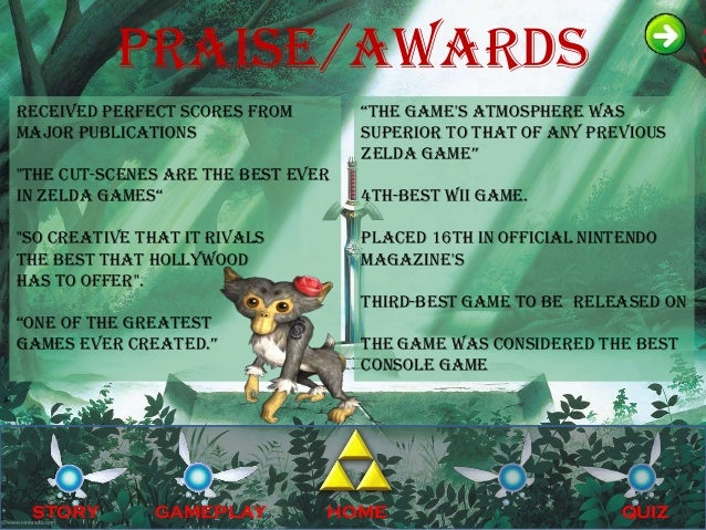 Legend of zelda ppt 6 toneelgroepblik Choice Image