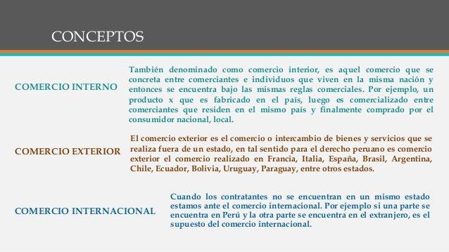 Legislaci n del comercio internacional sesion 1 for Comercio exterior que es