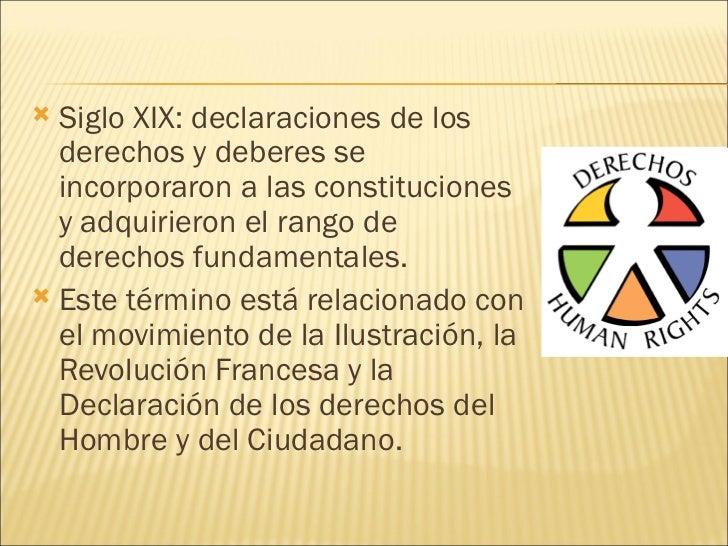 Legislación que protege los derechos humanos Slide 2