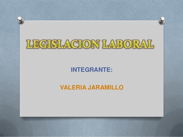 INTEGRANTE: VALERIA JARAMILLO