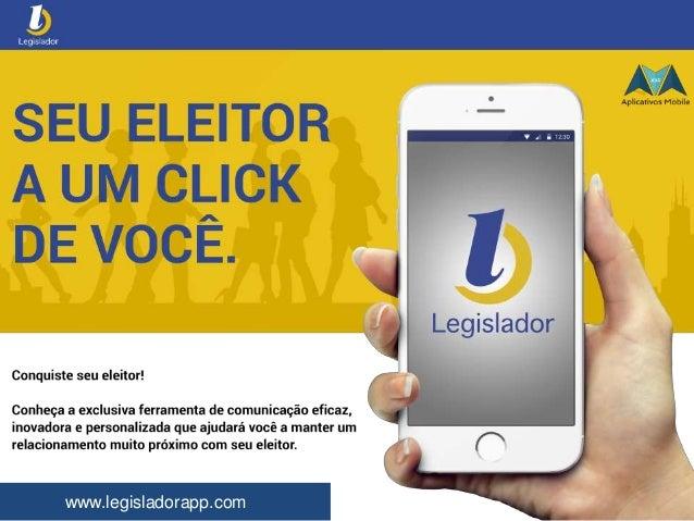 www.legisladorapp.com