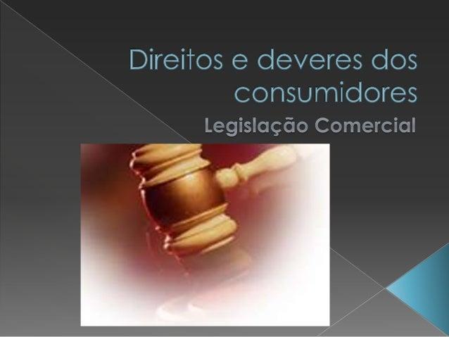 O Código Comercial tem por objecto a regulação dos actosde comércio, sejam ou não comerciantes as pessoas que nelesinterve...