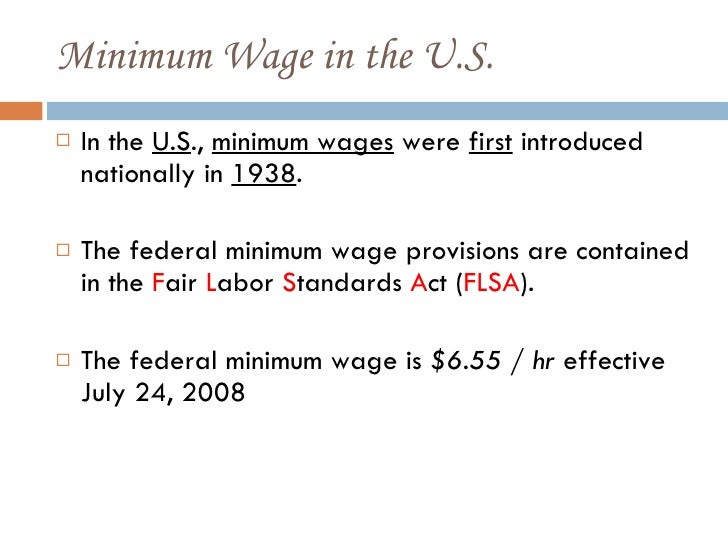 the legislation of minimum wage can The federal government through the department of labor has imposed a minimum wage since 1938 nearly all the state governments also impose minimum wages these laws prevent employers from paying wages below a mandated level while the aim is to help workers, decades of economic research show that minimum wages usually end up harming workers and.