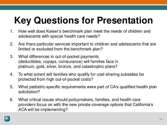 Legislative Briefing Children With Special Health Care