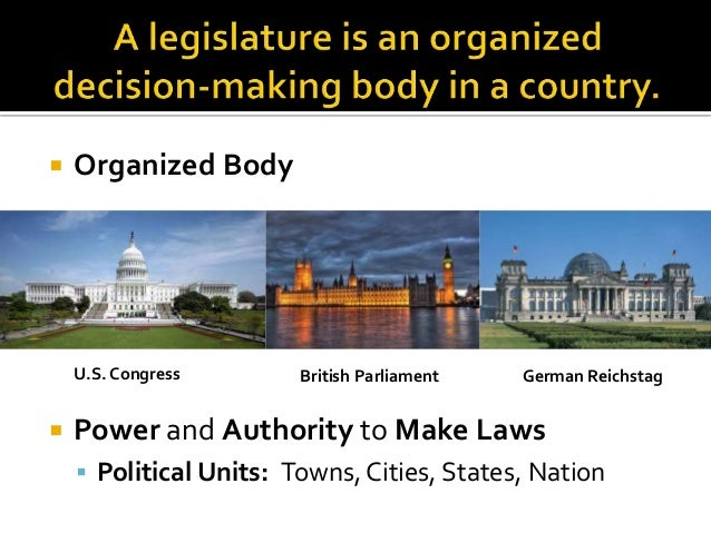 an analysis of the united states congress as an independent legislative body Innovative public policy is often crafted, analyzed, and debated by the legislature   a grizzly bear, independent and formidable, symbolizing the state of california   the seal of the assembly of the state of california was proposed by the.