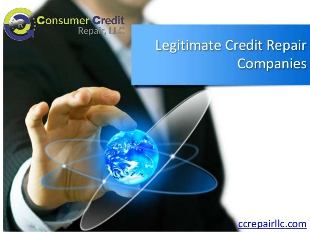 Legitimate Credit Repair Companies >> Legitimate Credit Repair Companies