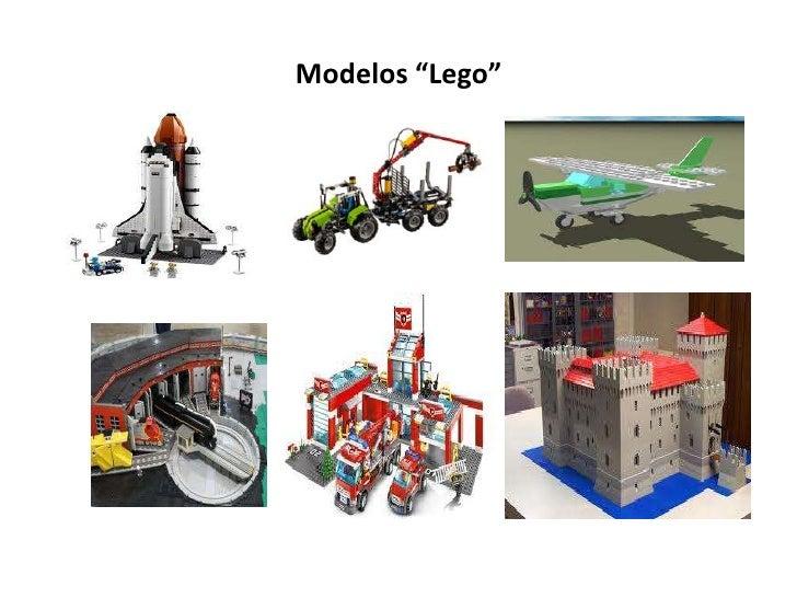 "Modelos ""Lego"""