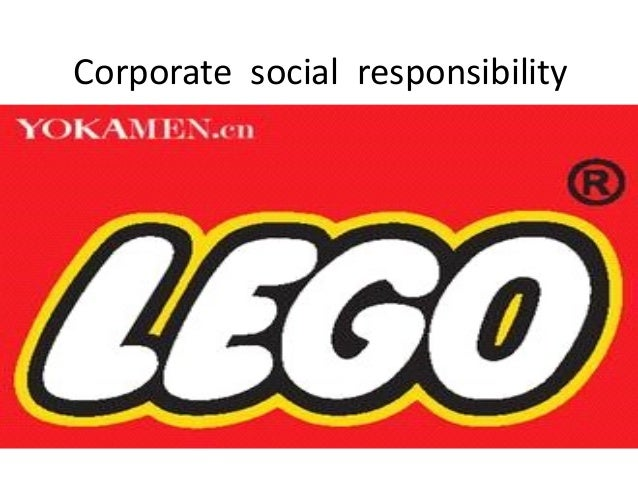 lego corporate social responsibility Google corporate social responsibility - download as word doc (doc), pdf file (pdf), text file (txt) or read online scribd is the world's largest social reading and publishing site explore.