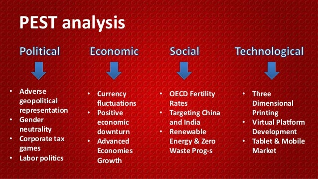 pest analysis in the education sector of china