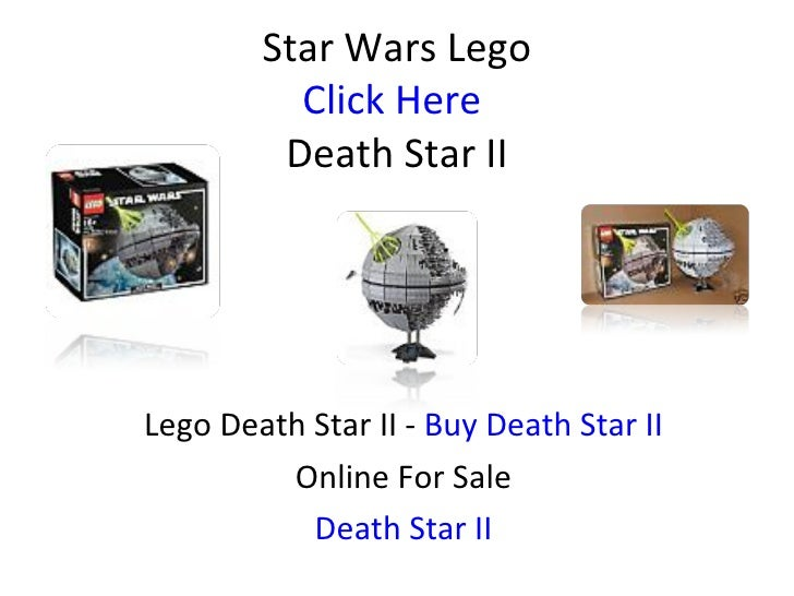 Star Wars Lego Click Here  Death Star II Lego Death Star II -  Buy Death Star II Online For Sale Death Star II