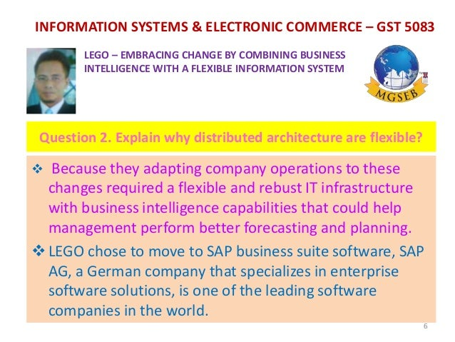 lego embracing change by combining bi Case study 7: lego: embracing change by combining bi with a flexible information system.