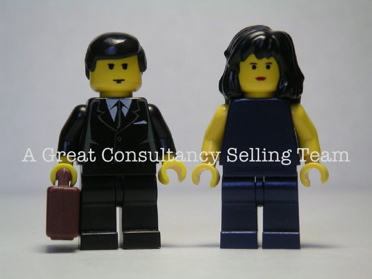 A Great Consultancy Selling Team A Great Consultancy Selling Team