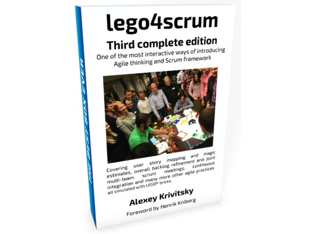 LeSS simulation with LEGO at #agileee 2017. (lego for scrum) Slide 3