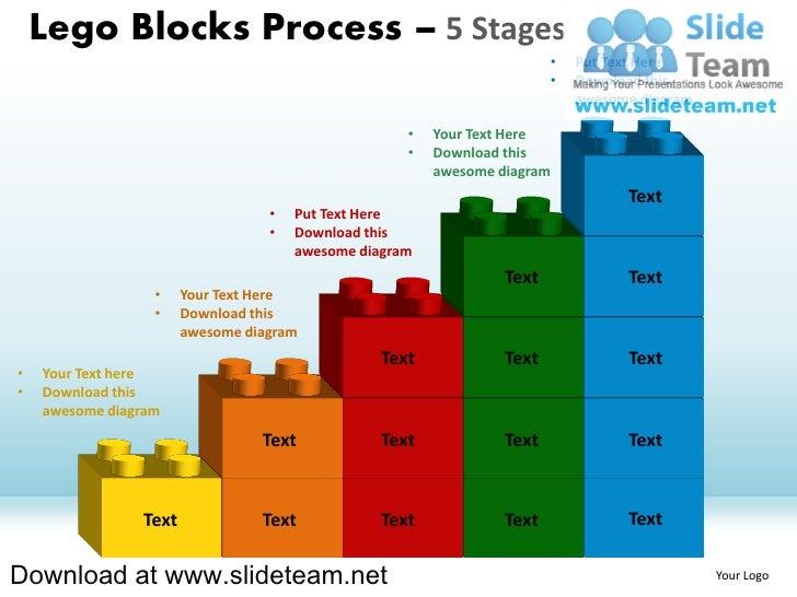 lego blocks and pieces stacked on top of one another process 5 stage. Black Bedroom Furniture Sets. Home Design Ideas