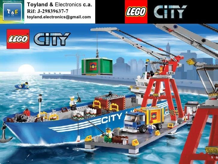 Toyland   &  Electronics  c.a. Rif: J-29839637-7   [email_address]