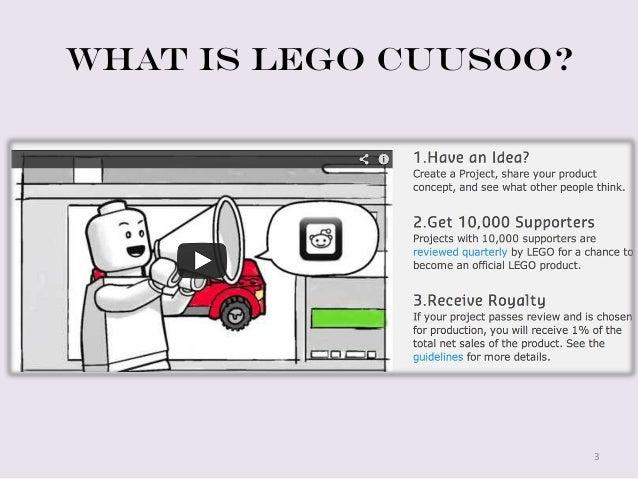 Lego cuusoo project  Slide 3